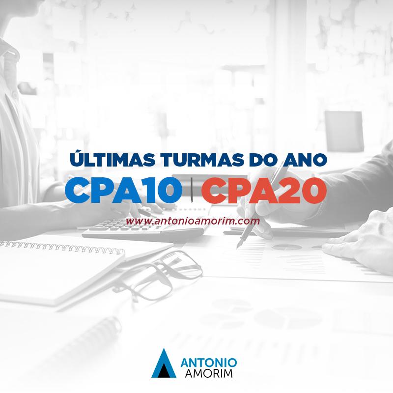 CPA10 - Curso Online Anbima (Antonio Amorim)